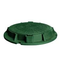 Люк канализационный полимерно-песчанный 15 кН